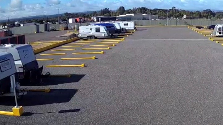 Parking Bays for Trucks, Caravans, Boats and more