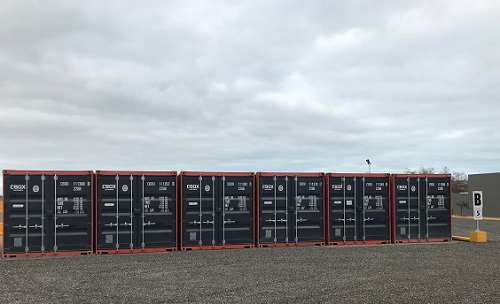 Containers Storage and Hire